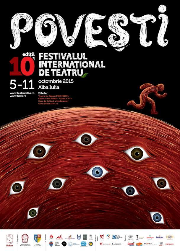 festival teatru alba