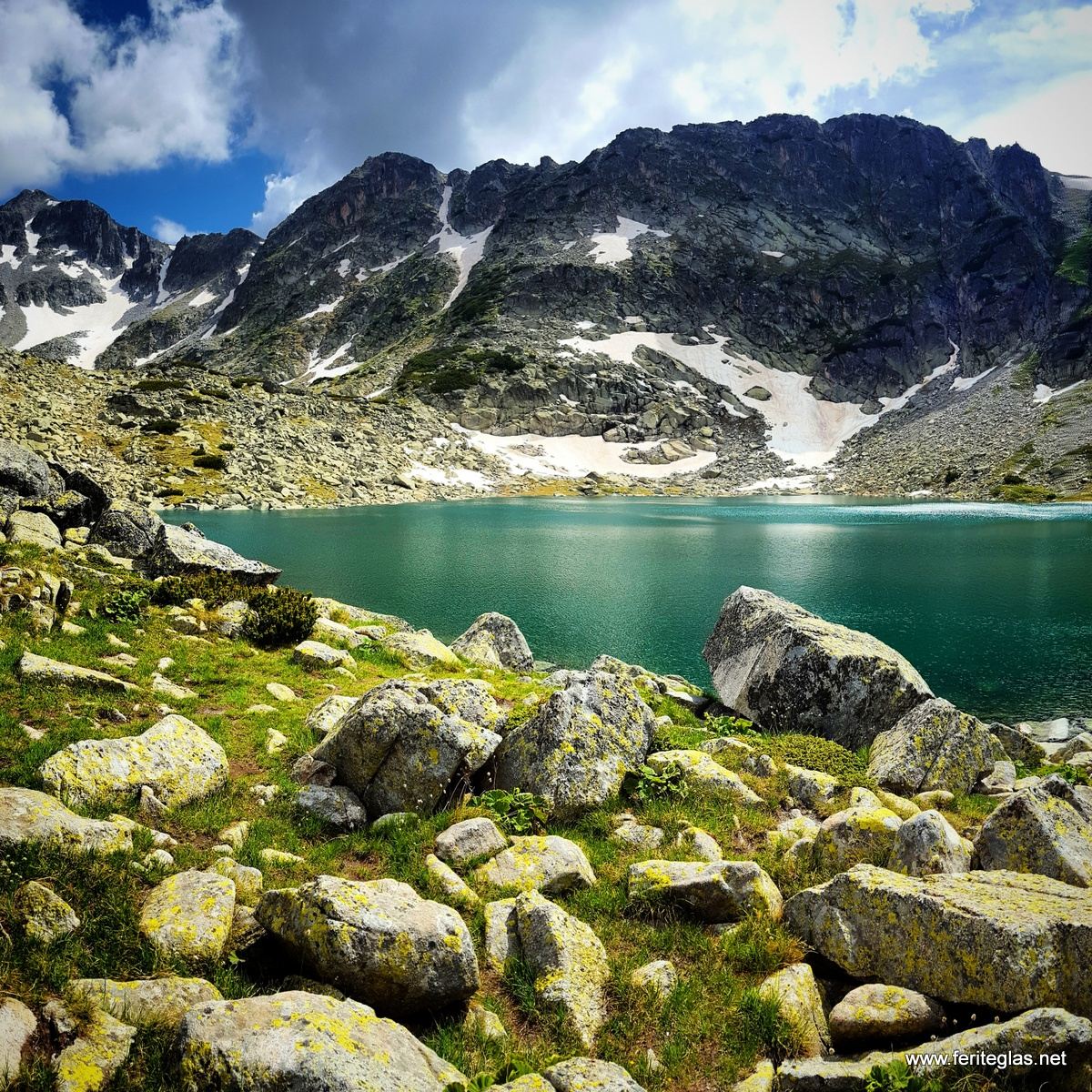 Parcul National Rila Bulgaria – Vf-ul Musala [foto+video]