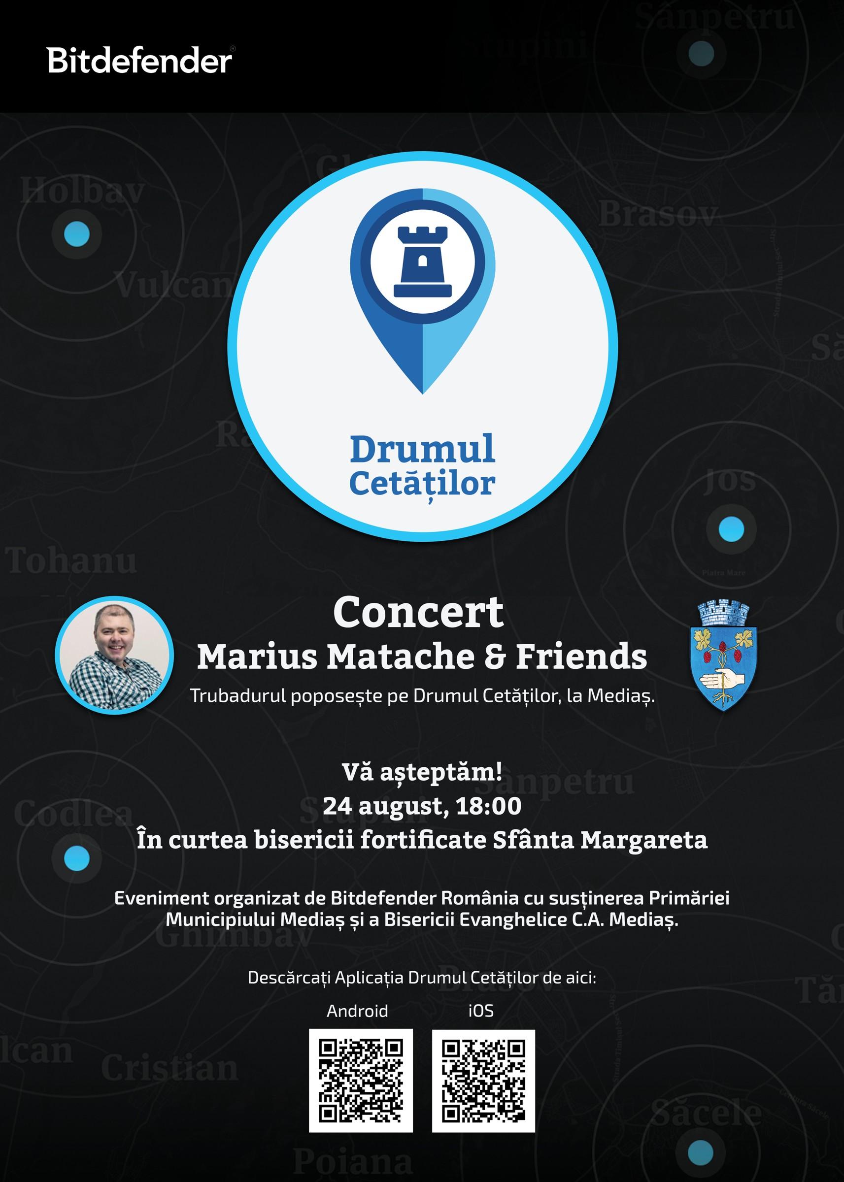 3 concerte folk saptamana aceasta la #Medias