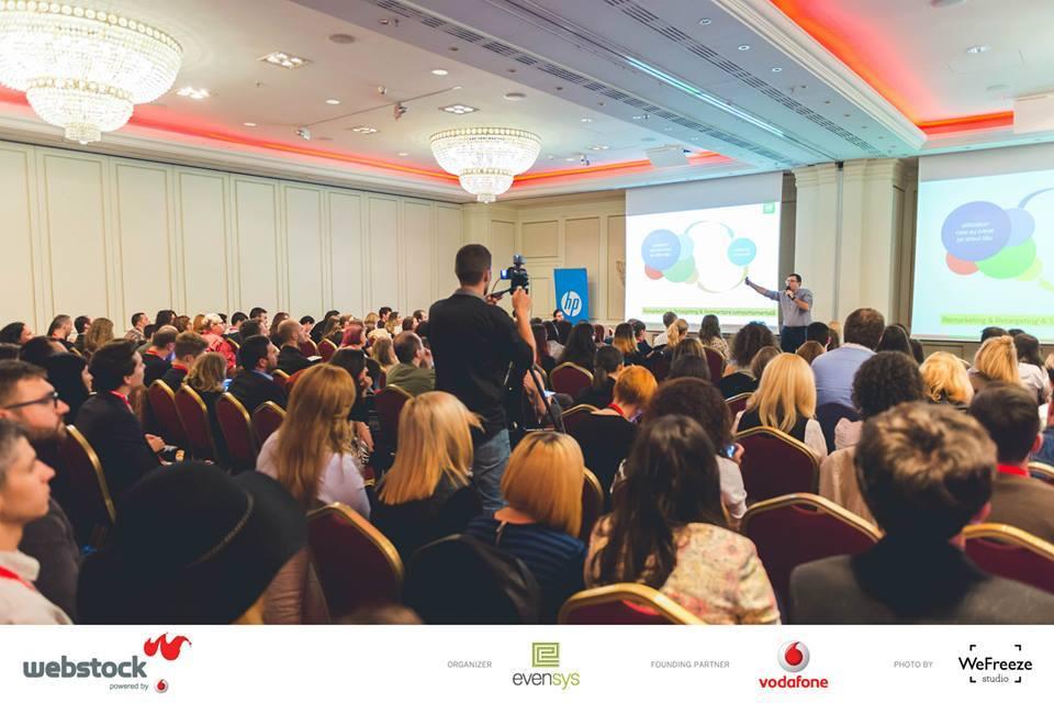 Webstock 2016 – cea mai importanta conferinta dedicata social media din Romania