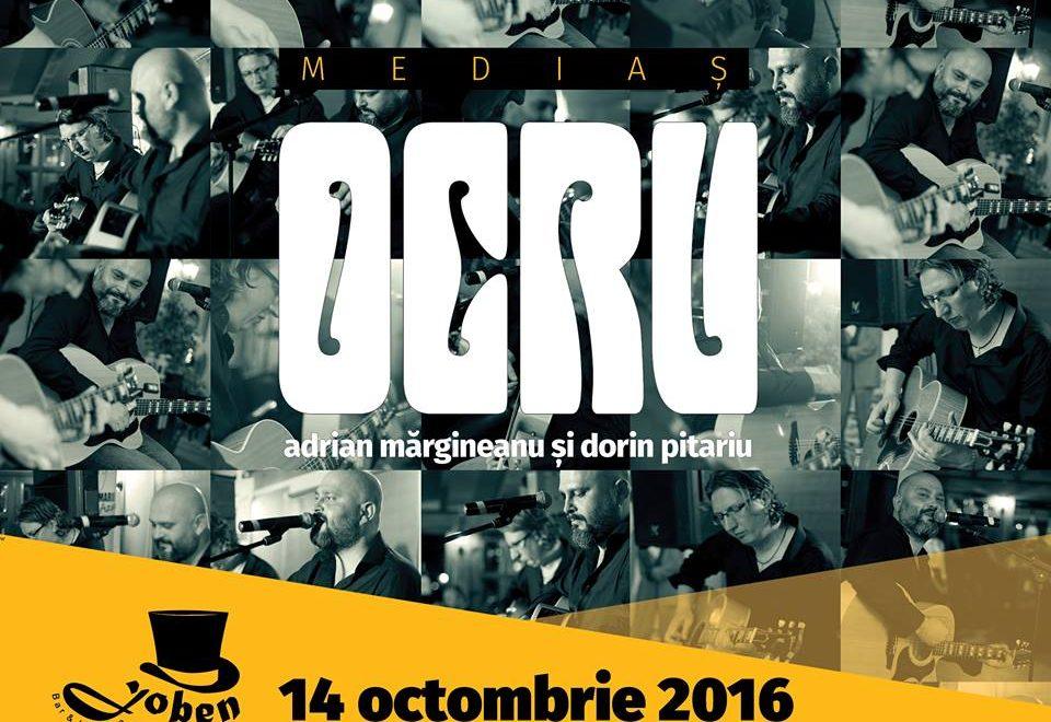 OCRU concerteaza vineri la #Medias