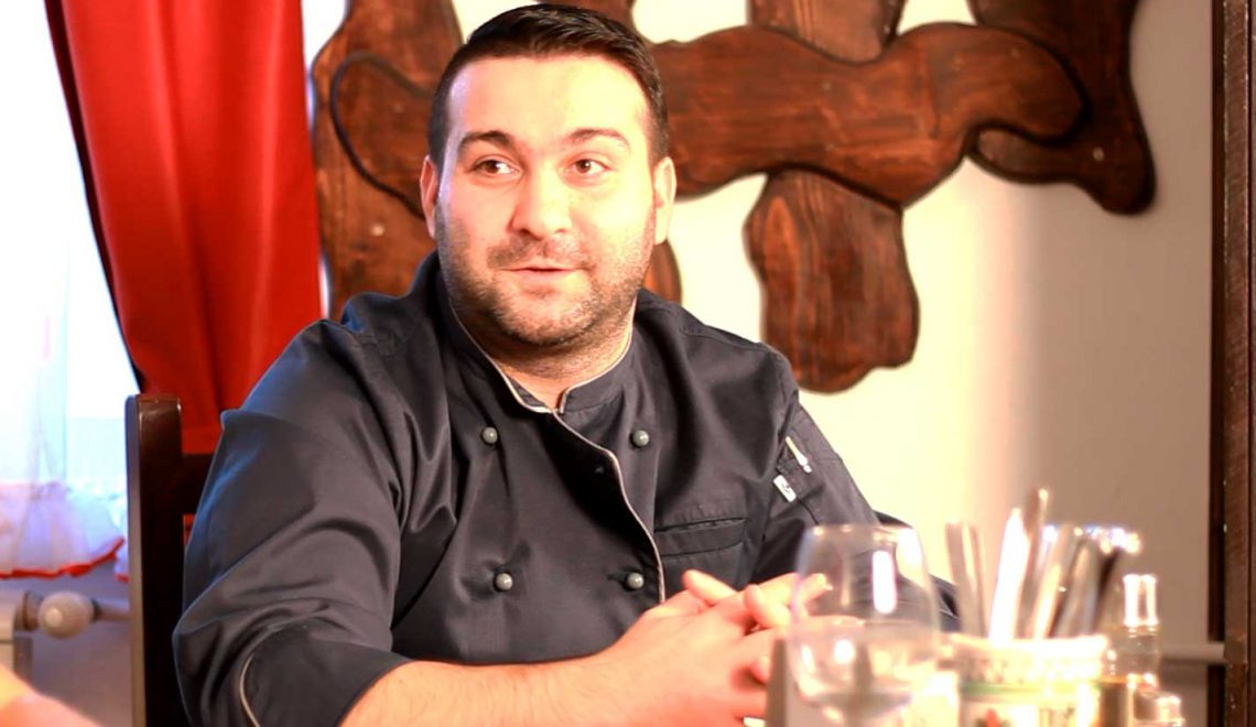 Interviu cu Catalin Boila – Chef la restaurant Casa Ardeleana din #Medias
