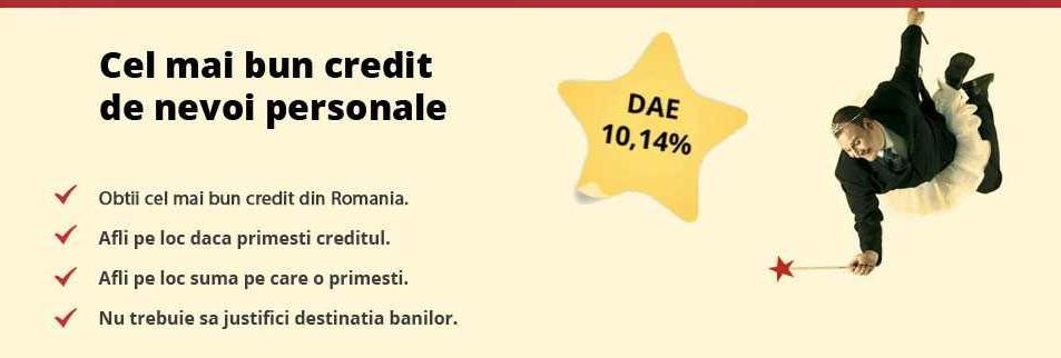 Calcul credit nevoi personale bt