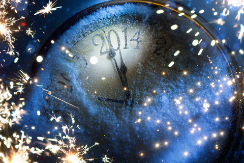 © Konstanttin | Dreamstime.com - Art Christmas And New Years Eve 2014 Photo